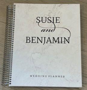 Purple Trail Wedding Planner cover